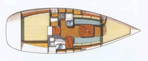 Beneteau Oceanis 311 15x
