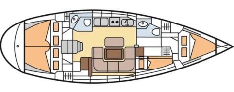 Bavaria 42 Cruiser bavaria42-11