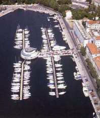 ACI Marina Pula Croatia