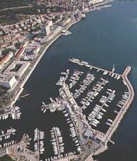 ACI Marina Split Croatia