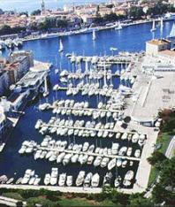 Marina Zadar Tankerkomerc
