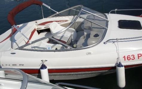 Bayliner 192 Capri Sport   Adriaticum Sail