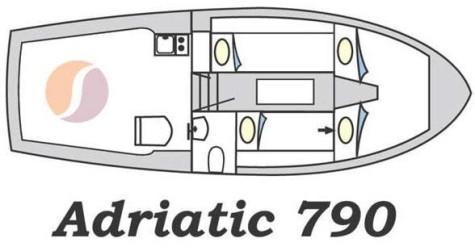Adriatic 790 layout