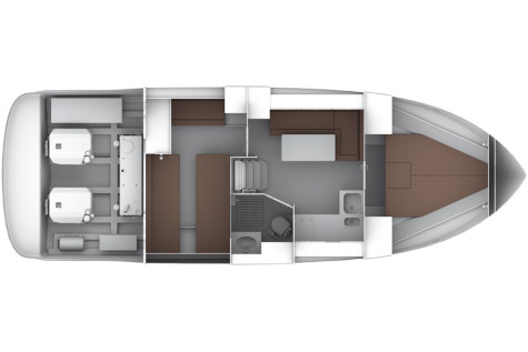Bavaria 35 Sport HT layout-15