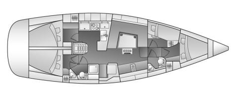 Elan 444 Impression layout-147