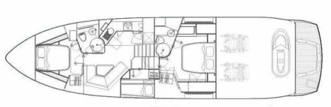 Sunseeker Predator 62 layout1-2
