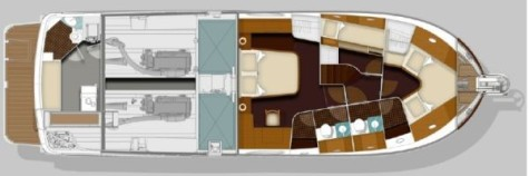 Beneteau Trawler 52 layout-60