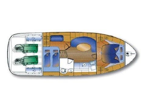Bavaria 38 HT layout-17