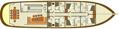 Gulet Nostalgija layout-84