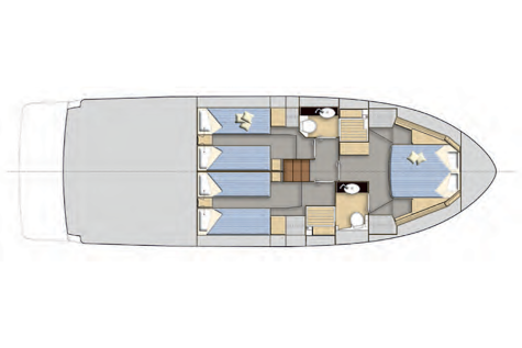 Bavaria Virless 420 Fly layout-52