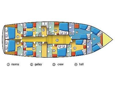 Msy Fortuna Schooner layout-93
