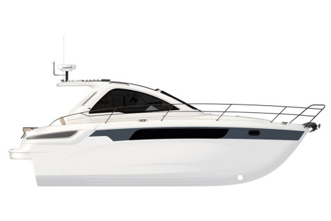 Bavaria 35 Sport HT layout2-5