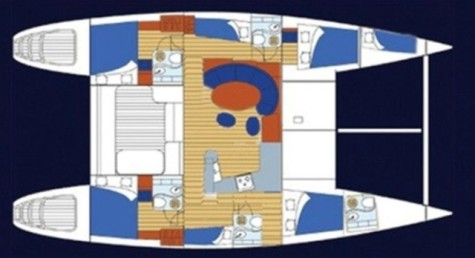 Lagoon 470 layout-111