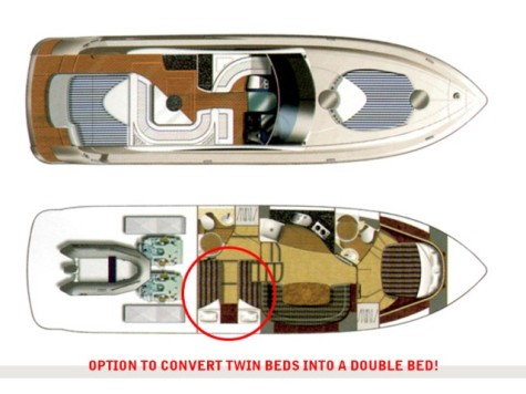 Fairline Targa 47 layout-44