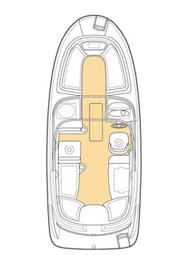Bayliner 249 Deck Boat layout-123