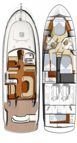 Ferretti 46 Fly layout-149