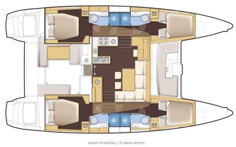 Lagoon 450 layout-157