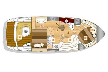 Airon Marine 345 layout-9