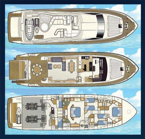 Ferretti 880 layout-75
