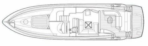 Sunseeker Predator 62 layout-81