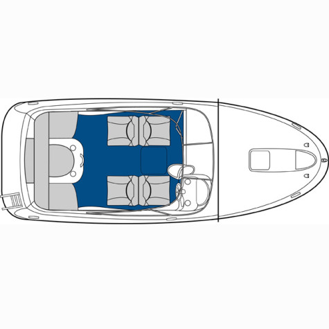 Bayliner 192 Capri layout-120