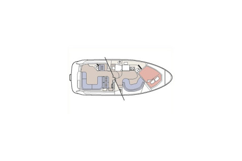 Bayliner 3055 layout-126