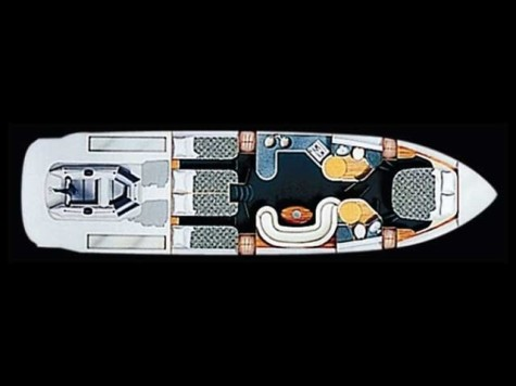 Fairline Targa 48 layout-129