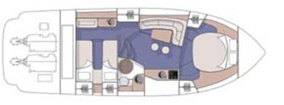 Cranchi Smeraldo 37 layout-35
