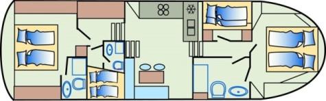 Staryacht 1670 Milu SJ layout-136