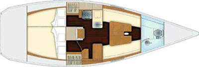 Beneteau First 34.7 plan-19