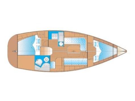 Bavaria 33 Cruiser plan-17