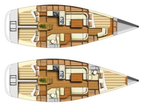 Dufour 40 plan-36