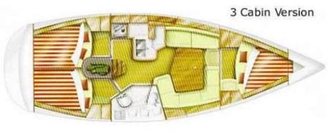 Dufour Gib Sea 37 plan-38