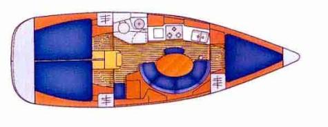 Sun Odyssey 34.2 plan-53