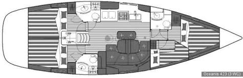 Beneteau Oceanis 423 plan-64