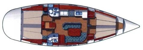 Beneteau Oceanis 461 plan-71