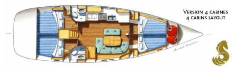 Beneteau Oceanis 473 plan-72
