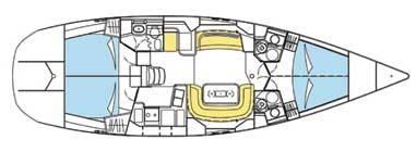 Sun Odyssey 49 DS plan-84