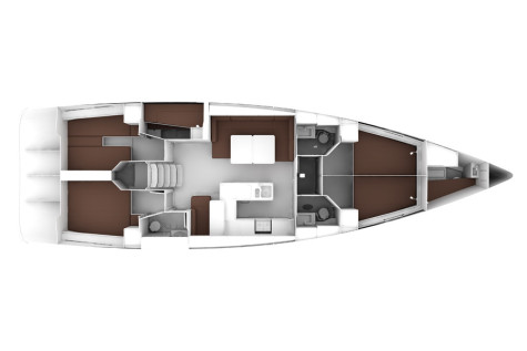 Bavaria 56 Cruiser bavaria_56_layout