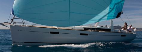 Sailboat Oceanis 45 in Zadar
