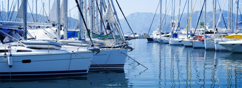 Sailboats charters in Croatia