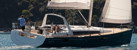 Beneteau Oceanis 48 with a skipper