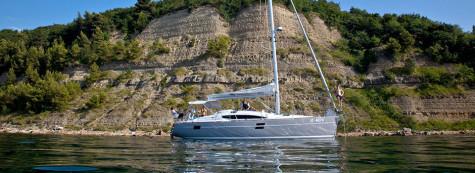 Elan 394 Impression in Trogir