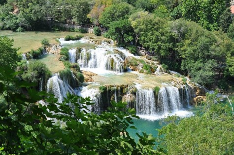 krka river national park