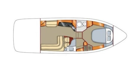 Sealine F34 layout-163