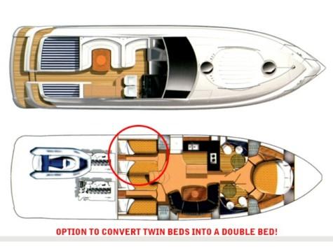 Fairline Targa 52 layout-170