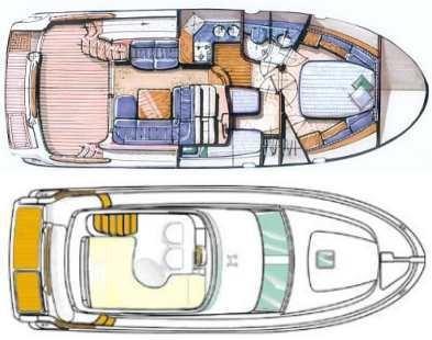 Jeanneau Prestige 36 layout-174