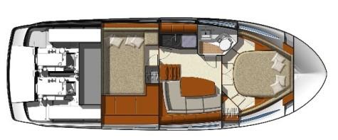 Jeanneau Leader 10 layout-173