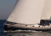 Salona 45 bareboat sailboat