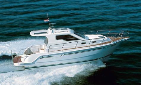 rent motor boat vektor 950